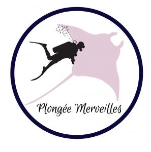 Logo site plongée merveilles