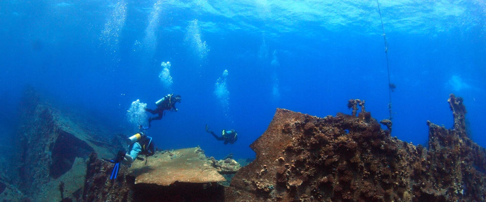 Hurghada, le spot de plongée à ne pas manquer en Égypte.